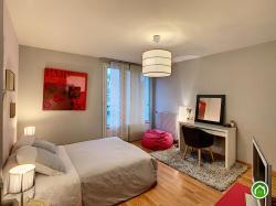 CENTRE-VILLE/FAC DE MEDECINE : ravissant et lumineux appartement 55m²