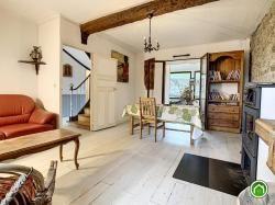 BREST : charmante maison non mitoyenne avec garage sous-sol, véranda et jardin clos