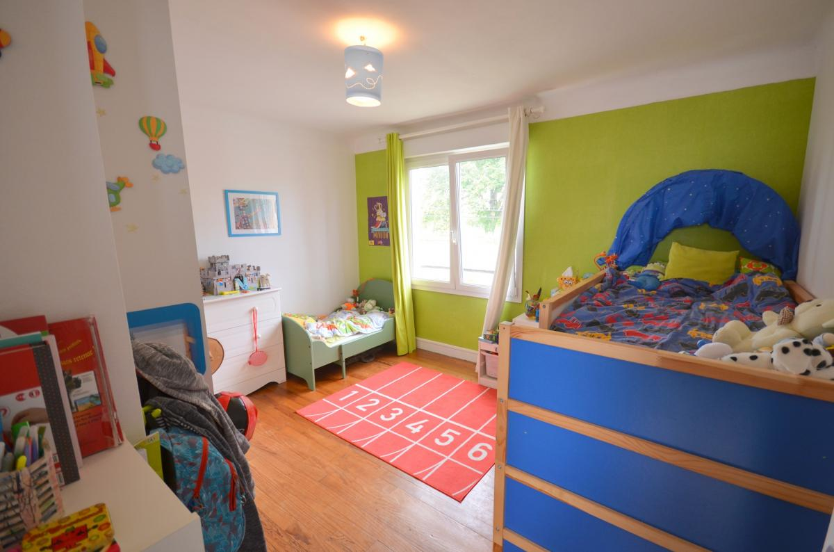 BREST LAMBE: secteur calme, très jolie maison 3 chambres, garage et jardin sud