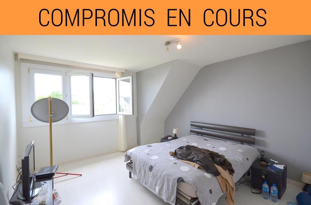 BREST ARENA: ravissant appartement t3 de 68m² au deuxieme et dernier étage - Syndic bénévole
