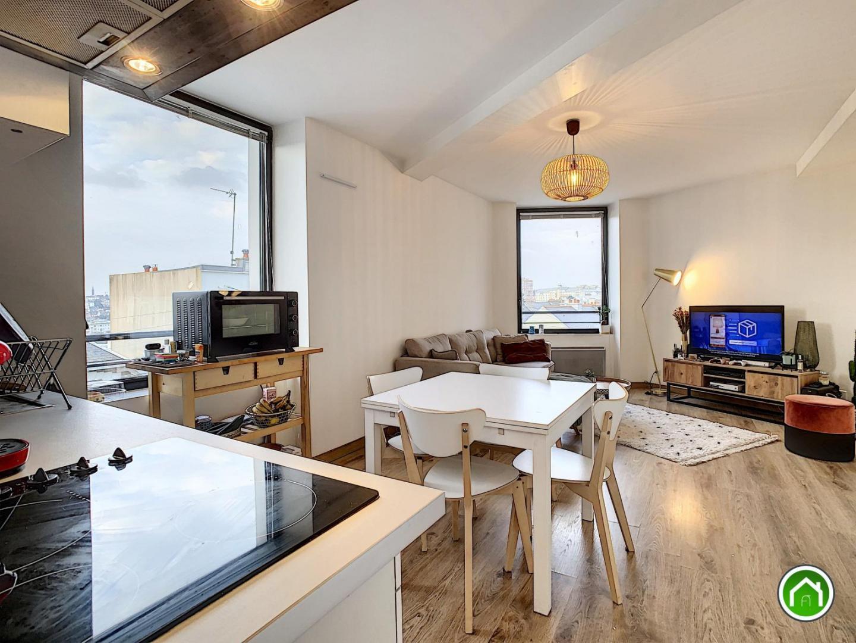 PROCHE FAC MEDECINE : Bel appartement T2 avec vue dégagée dans un immeuble de 2010