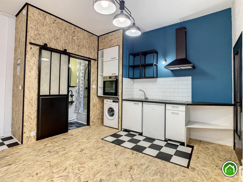Brest : Joli appartement T1 BIS 23m2 entièrement rénové