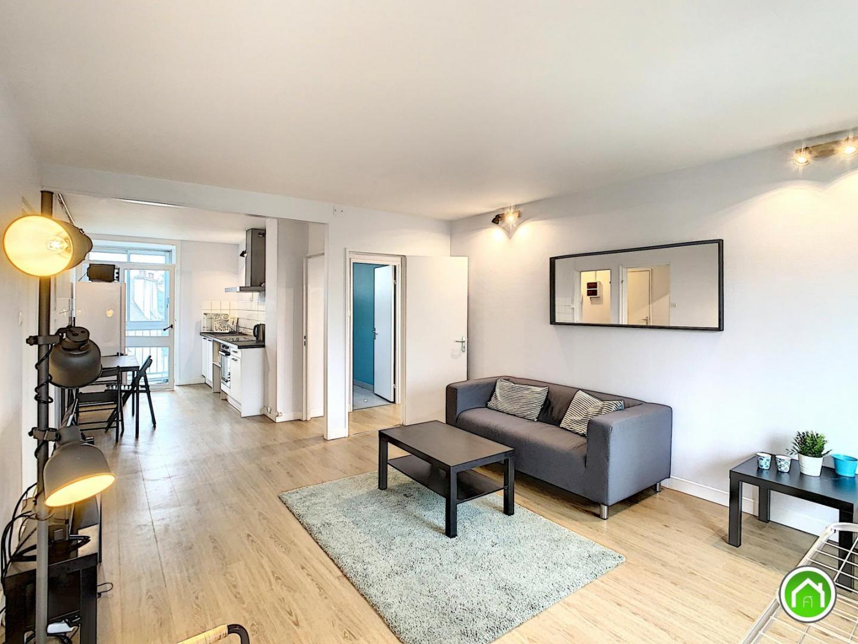 BREST : bien placé et avec vue mer, appartement T4 avec balcons en colocation meublée