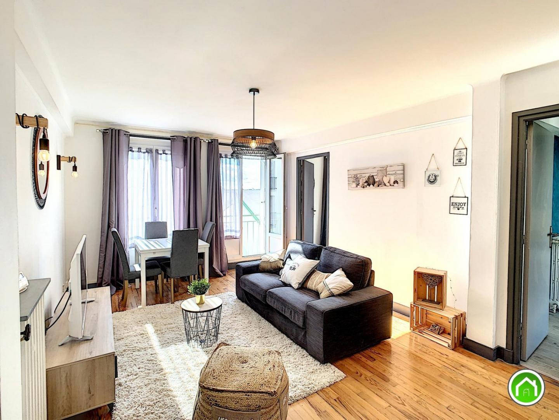 PROXIMITE CENTRE-VILLE : très joli appartement T4 avec trois chambres en colocation