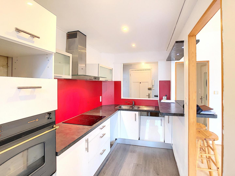 BREST : charmant appartement cosy de 57m² sans vis-à-vis en centre-ville