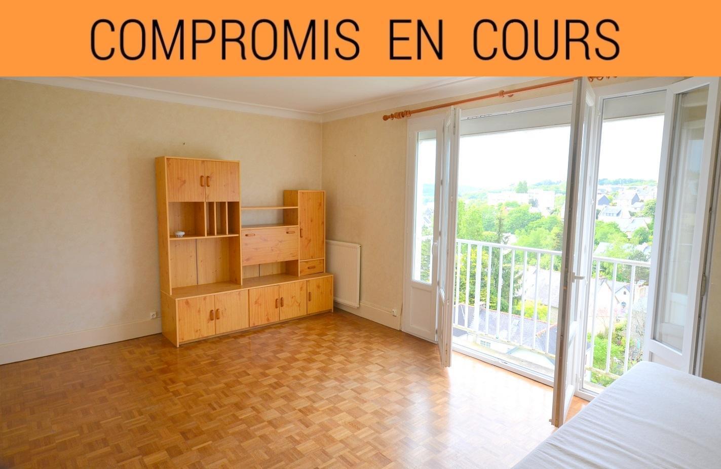 Joli appartement 40m² avec vue dégagée + garage fermé