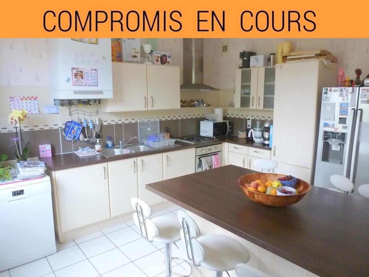 BREST: petit budget, maison avec 3 chambres et terrasse 50m²