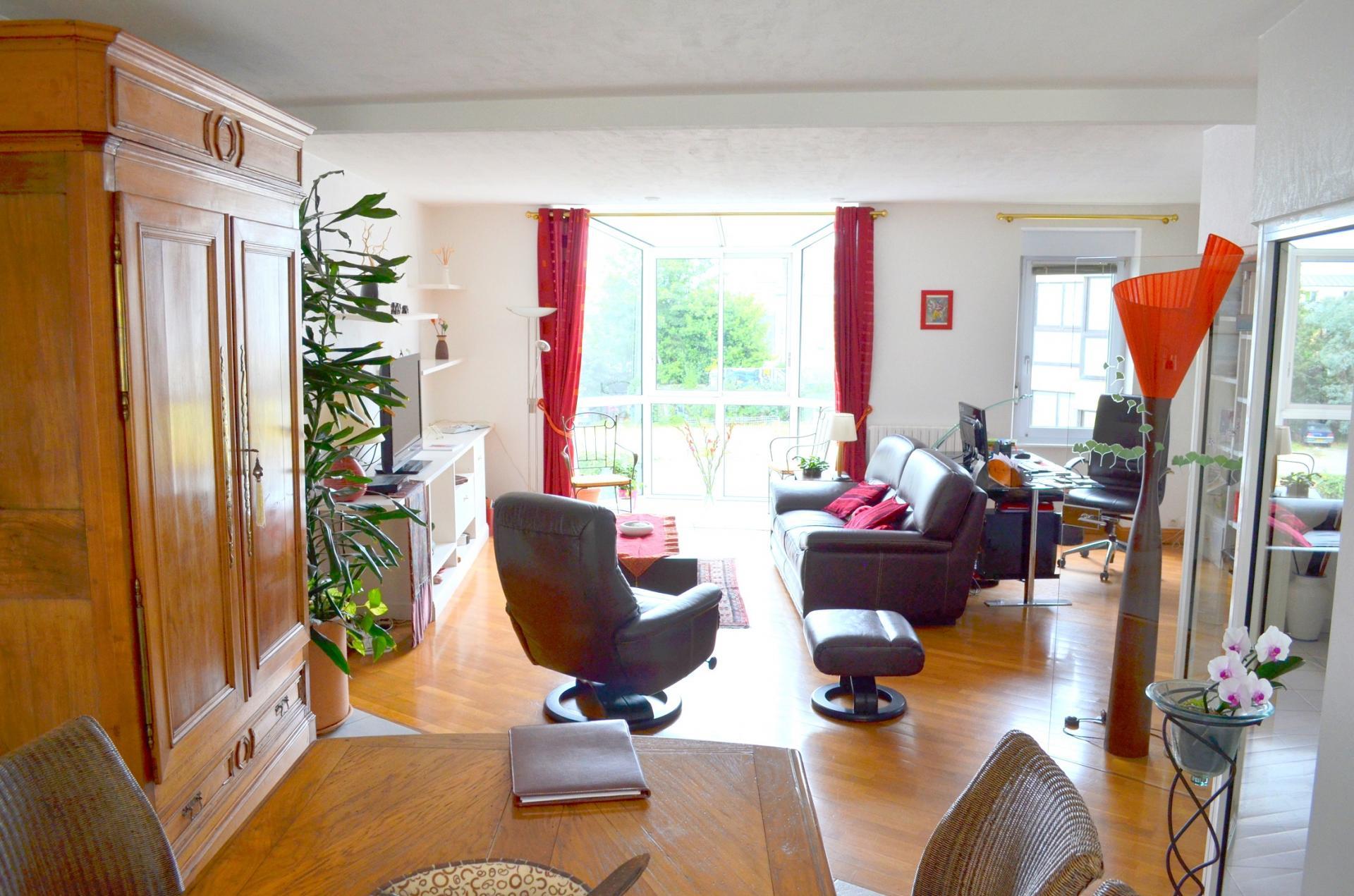 BREST / ST MARTIN: Rare T5 de 119m², seul au 2ème et dernier étage