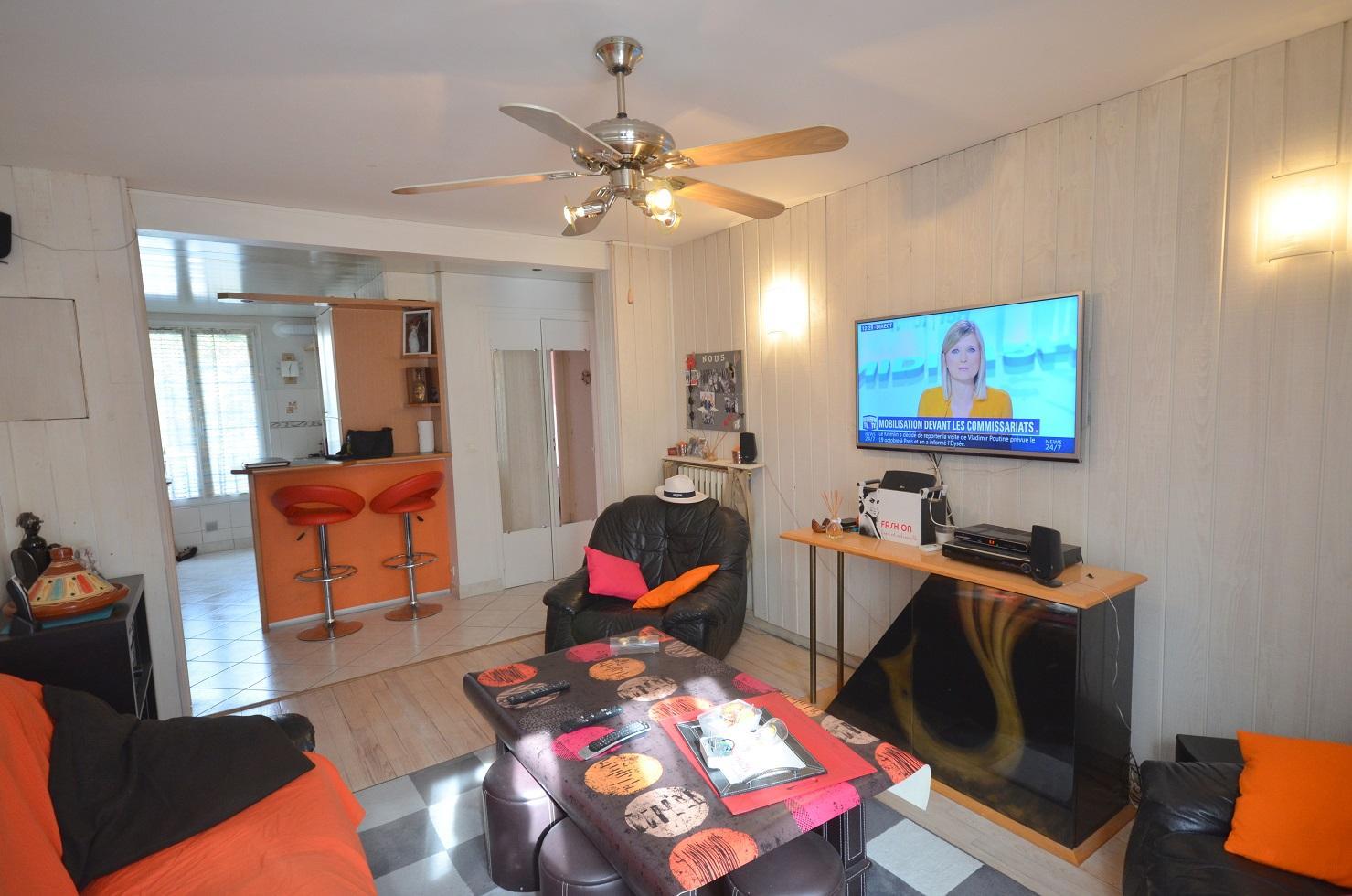 BREST: agréable appartement t3 sans travaux, investisseur